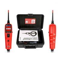 AUTEL PS100 Ferramenta de diagnóstico, Powerscan PS100 Sistema Elétrico Diagnóstico Ferramenta Testadores Elétricos Testes Leads Carro Repair Tools1