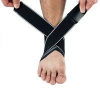 Поддержка лодыжки Brace Elasticity Бесплатная регулировка защита от ноги повязка повязка повязку Prinain Profession Sport Fitness Guard