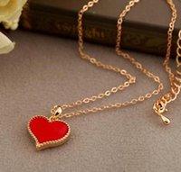 2121 NUEVO PEQUEÑO CORAZÓN PEQUEÑO PARA MUJERES Forma de corazón de cadena larga Collar colgante Regalo étnico bohemio gargantilla collar