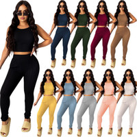 Designer Designer Designsuit Giacca Giacca Leggings 2 pezzi Set Outfits Tights Tights Yoga Sport Suit Vestito Valuta Cardigan Pants KLW0108