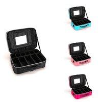 Makeup Storage Cosmetics для Bag Box Case Travel Tool Trace Tool Beauty Чемодан Макияж Box Nail Xqggo