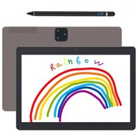 Tablet PC Anry RS20 Artı Android Çocuklar Için 10 inç Oyun Oynamak Oyunu MTK6737 4G Ağ Google Netflix Destek 8.11