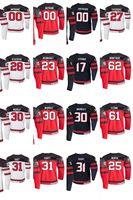 2019 IIHF Campeonato Mundial Jerseys Sam Reinhart Jersey Jared McCann Troy Stecher Sean Couturier Anthony Cirelli Hockey Jerseys Personalizado