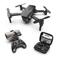 R16 4k HD Dual Lens Мини Дрон Wi-Fi 1080P Реальная передача в режиме реального времени FPV Камеры складной RC Quadcopter Игрушка