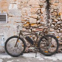 Popular MZZK E-Bike-Comet Velocità con display LCD 5 PAS Electric Bike 48 V 13Ah 624W Batteria al litio con lunga durata