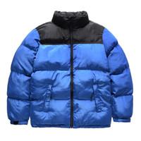 Hommes Stylist manteau Laisse Impression Veste d'hiver Parka Hommes Femmes Hiver Winter Femmer Veste Veste Down Jacket Manteau Taille M-2XL JK005