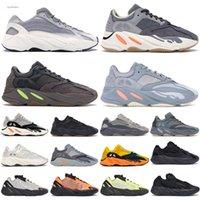 yeezy 700 yeezys Kil Kahverengi Kanye Erkek Koşu Ayakkabıları Azareth Kyanite Asplaz Dalga Koşucu Lauve Vanta Erkek Kadın Eğitmenler Spor Sneakers