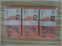 Пропор банкнота контрафактная игрушка этап контрафактной атмосферы LE10-5 вечеринка деньги евро Бар под контрафакт FXQBV ROP 10 KALRA