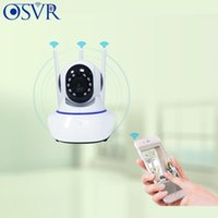 OSVR 1080 P IP Kamera Kablosuz Ev Güvenlik Kamera Gözetleme Wifi Gece Görüş CCTV 2MP Bebek Monitör1