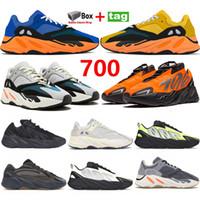 Runner 700 con scatola riflettente Blue Blue Sun Scarpe da corsa Solid Grey Inertia Utility Nero Statico Vanta Sport Street Sneaker