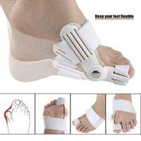 Apoio de tornozelo 1 PCS Big Bone Toe Bunion Splint Corredor Rosto Hallux Valgus Pés Protetor de Cuidados Pedicure Ferramentas Tslm1