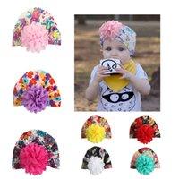New Baby Hollow Flower Children's Hat