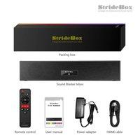 نظام المسرح المنزلي الولايات المتحدة التوصيل S905X Set-Top Box 2.4G WiFi 4K 64 بت 4 الأساسية وحدة المعالجة المركزية الروبوت 6.0 اللاسلكية بلوتوث موسيقى التلفزيون 3D لاعب الوسائط الذكية 1