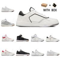 2021 디자이너 남성 여성 B27 신발 레저 낮은 상위 스포츠 신발 가죽 스포츠 신발 Luxurys 디자이너 TPU 하단 크기 36-45