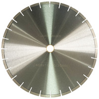 Grande lâmina de corte de diamante 400x10x35mm laser solda segmento premium qualidade diamante serra cortando granito duro, arenito, concreto armado