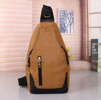 Классические сумки сундук высокое качество ручной работы мода мужчины женский крест кузов посланник красочные цвета открытый женщин талии PAC