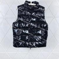 Erkek Kadın Kış Mont Hoodies Tasarımcılar Yelek Ceket Kirpi Ceket Aşağı Ceket Rüzgarlık Kolsuz Ceketler B100307K