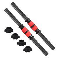 Hanteln 2 stücke Umbbell Bars Durable Prime Dumbbell Griff Barbell Für Workout Training Gymnastik Gewichtheben