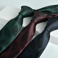 Луч-связывание мужской галстук профессиональный бизнес большие кости Paisley полиэстер шелк 7см большой узор модели мужские bowtie men1