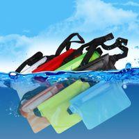 Женщины Дайвинг Талия-пакет бегущий смешные карманы пояс-мешочек плавание почек ПВХ водонепроницаемый спорт унисекс Bum сумки SAC Banane