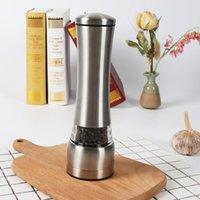 مطحنة الفلفل المقاوم للصدأ الملح الفلفل المطاحن الإبداعية الفلفل طاحونة مطحنة مطبخ الطعام بار الأسرة الرئيسية أدوات الشواء WMQ CGY713