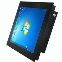 Mini-PCS 14-Zoll-Industrie-Computer-Touchscreen 15.6 AIO PC Celeron 1900 Core I3 8G RAM 128G SDD-Automatisierungsgeräte