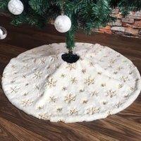 크리스마스 장식 나무 앞치마 산타 아플리케 부직포 장식 홈 나탈 스커트 년 장식 1