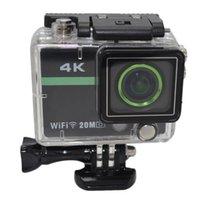 كاميرات الفيديو M20 24fps Ultra HD 16MP الرياضة العمل كاميرا كاميرا مصغرة wifi كاميرا ويب للماء