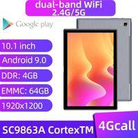 BMXC جديد 10 بوصة اللوحي مع لوحة المفاتيح أندرويد أقراص 1620x1200 SC9863A Octa Core 4GB RAM 64GB ROM 4G LTE GPS 5G WIFI 0-0-12 Tab1