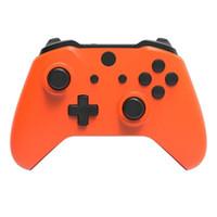 Controladores de juego Joysticks Shell para Xbox One Slim Reemplazo completo y botones Mod Kit Matte Cover B2QF