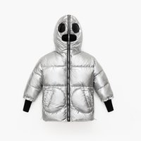 Inverno Bambini invernali addensati Altman Space Suit The Service Boy and Girl Tong Tong Cotton Personalizzato in cotone imbottito vestiti popolare per cappotto per bambini