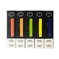 Bolder Bar monouso 300 sbuffi 12 Colore Pod Kit 280mah Batteria D 1.3ml Evicano Penna Vape con barre di codice di sicurezza