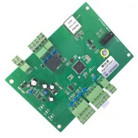 Fingerabdruck-Zugangskontrolle TCP / IP-Board WIEGAND-Reader RS485 Mehrtür-Controller-Netzwerk-Panel mit der Zeitbetreuungssoftware11