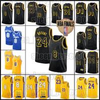 Los AngelesLakersLebron 23 James Jersey Kyle 0 Kuzma Anthony 3 Davis Shaquille 34 oie Jersey 24Bryant 8 JE de basketball