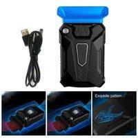 Almohadillas de enfriamiento portátil Vacío Cooler portátil USB Air Portátil Externo Portátil Ventilador de computadora para 15 15.6 17 Extraer en l9o6