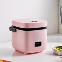 Fogões de arroz 1.2L mini fogão Professor Steamer Aquecedor Sopa Maker Chinês Fogão1