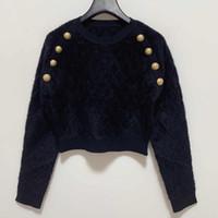 Moda Womens Soreers 2020 Nova Chegada Outono e Inverno Streetwear Sweater Casual Senhoras Camisola Vestuário 2020 Novo Atacado
