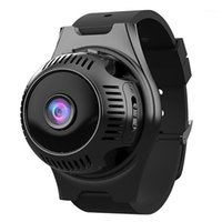 Camcorders 4K HD WiFi Mini Camera Smart Watch 1080P IR Night Vision Recorder Video Camcorder Detection Micro-Cam Bracelete1