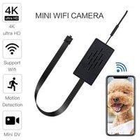 لاسلكي مصغرة wifi 4 كيلو 1080 وعاء IP كاميرا المحمولة وحدة بطارية قابلة للشحن الطفل رصد الطفل الأمن المنزل spechillance camera1