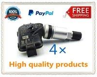4 шт. TPMS Auto Taire Датчик давления в шинах 52933-3V100 для датчика Hyundai I40 VF