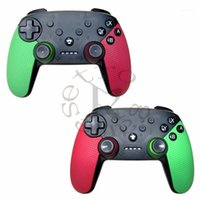 2pcs Wireless Gamepad Switch Pro Controller Bluetooth Joysti...