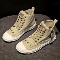 Сапоги 2021 Весна Высокопроизводительные Женщины Кроссовки Обувь Белый Нижний Женщина Кружева Заклепки Повседневная платформа Boots1