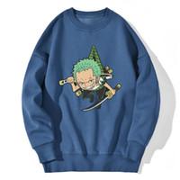 Einteiler Cartoon Drop Schultern Mens Sweatshirt Langarm Mode Hoodie Vintage Hipster Kleidung 2020 Neuer Herbst Winter Hombre