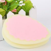 Women Fashion Magic Painless Hair Removal Sponge Pad Love Heart Round Water Drop Shape Remove Hair Remover Soft Depilation Pad YYF4107