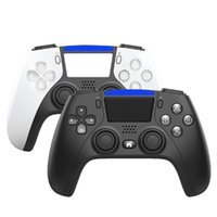 Bluetooth Kablosuz Joystick PS4 Kablosuz Denetleyicisi Için Sony Playstation 4 Kablosuz Gamepad PS4 / PC / Android Telefonlar için Fit / Android Telefonlar Y1209