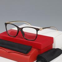 2020 Fashion Frame Sunglasses Strutture da sole Cornici Uomo Cornici BUFFALO BENCANO Occhiali cornici Glasss Rettangolo Eyeglasses Cornici Occhiali da uomo con scatola