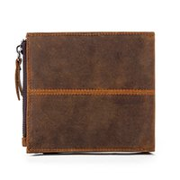 Men WESTAL RFID For With Holder Pocket Men's Wallet Leather Wallets Hasp Purse Genuine Card Coin Fold 8929 HBP Man Axaau