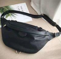 Novo designer pu cintura de couro sacos mulheres homens sacos de ombro saco de ombro mulheres bolsas bolsas bolsas 37 * 14 * 13cm