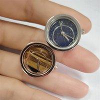 Jinju Hombre Camisa Reloj Gemelos Reloj Funcional Pantalón Pantalón Pantalón Real Reloj Publicanos Para Regalo de Boda de Hombre 201109