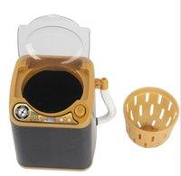 Hot 3D Mink Wimper Wasmachine Mini Toy Elektronische Poeder Bladerdeeg Diepe Clean Machine Washulpmiddelen Onafhankelijke Pakket